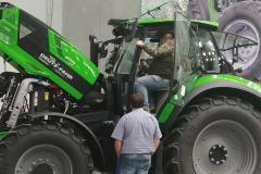 Deutz-Fahr Tractor Training Photo 1