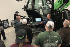 Deutz-Fahr Tractor Training Photo 2